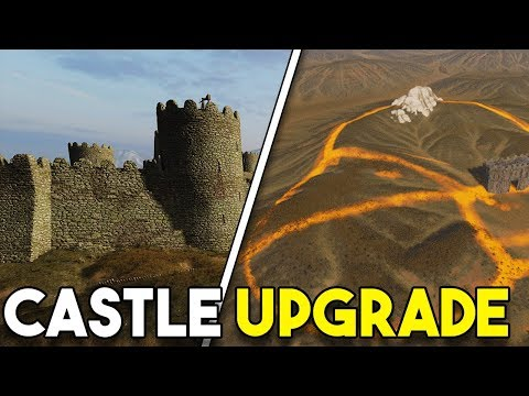 CASTLE UPGRADING! - How to Win A Siege - Mount and Blade II Bannerlord Dev BLOG