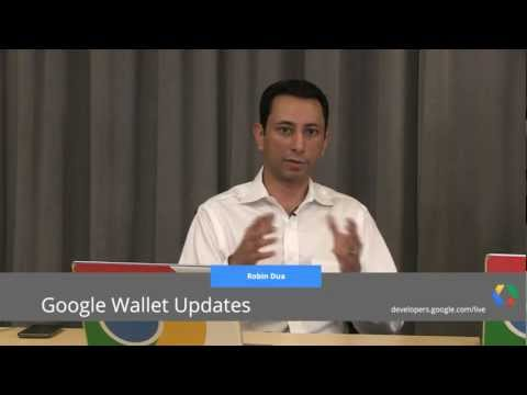 Google Payments Live - Google Wallet updates