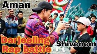 Download Darjeeling Rap battle ( Aman vs Shivenem) Video