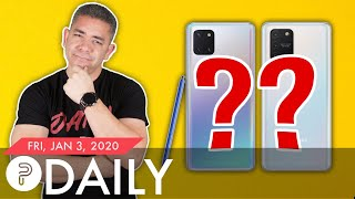 Samsung Galaxy Note 10/S10 Lite OFFICIAL... But Why?