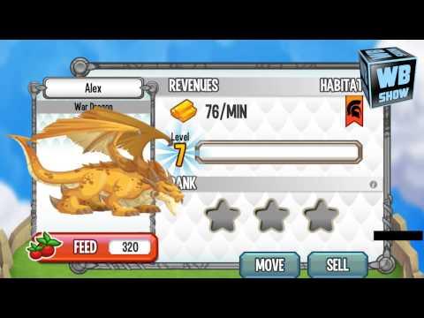 Dragon City: How to get War Dragon & Evolution