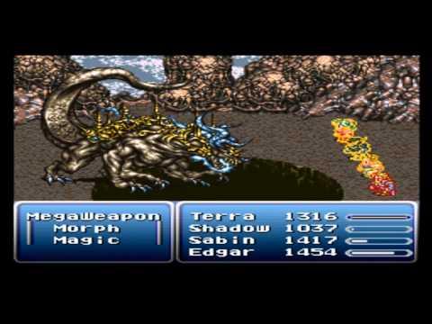 Final Fantasy 3: Atma Weapon
