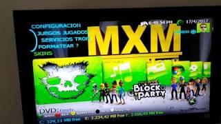 Unleash X Xbox Skins