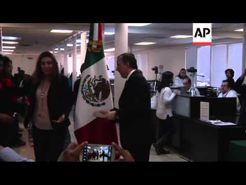 Mexico has started issuing birth certificates to its citizens at its consulates in the United States