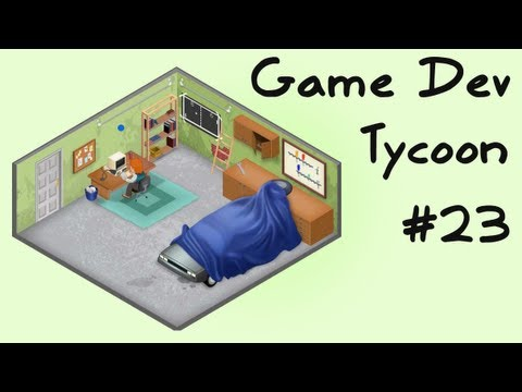 Game Dev Tycoon 23 MMO