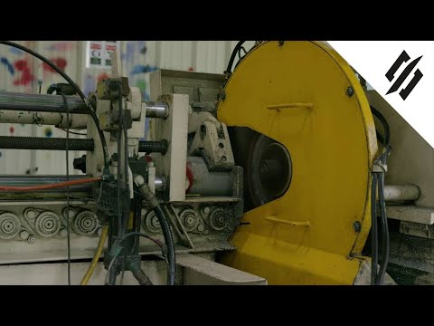 Making Metal 2 Lacrosse Shafts | Extended Cut | StringKing