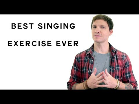 Best Singing Exercise Ever!