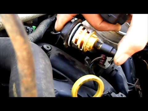 05 Chevy Cavalier (IAC)  Idle Air Control Valve Replacement.