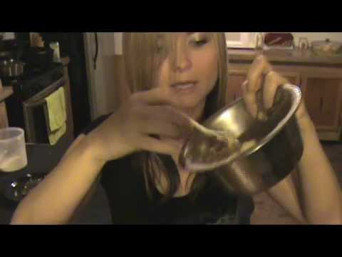 Finding Fish Bait / Making Catfish Dough Balls