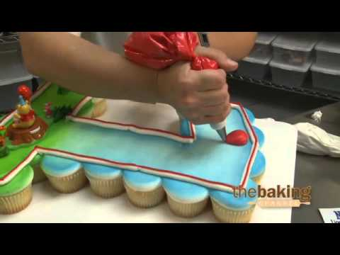 Cupcake Cakes Part Two