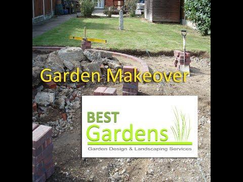 Garden Makeover (Photo Montage)