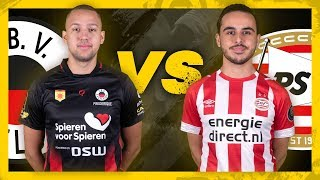 Levy Frederique (sbv Excelsior) Vs Ali Riza AygÜn (psv) L Play-off L Speelronde 3 L Xbox