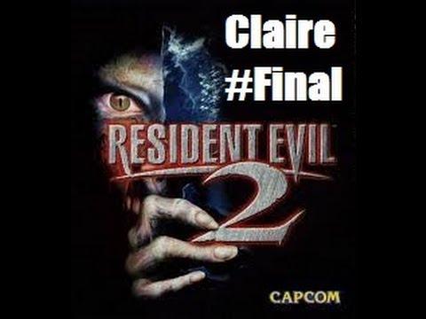 Resident Evil 2 Claire Part Final Slimy G