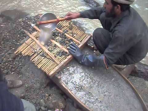 how you can find gold in pakistan