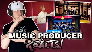 Music Producer Reacts to K-Pop (NCT 127, Itzy, Monsta X)
