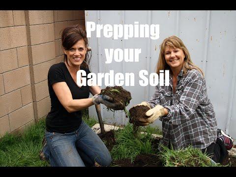 $10 Garden Series #8 - How to Prepare Your Garden Soil for Planting Vegetables