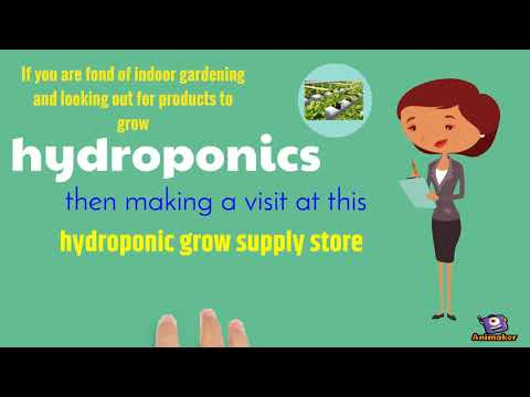 Best Hydroponic Supply Store