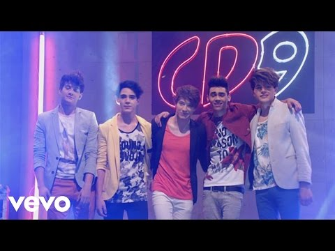 "Clipe de ""Me equivoqué"", do CD9"