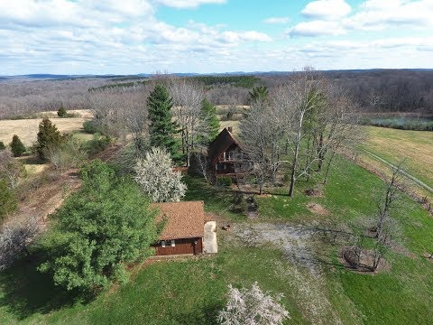 Superb Hunting Property and Beautiful Home in Southern, IL