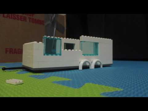 how to make a cool Lego travel trailer part 2