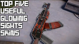 rust skins with glowing sights Videos - 9tube tv