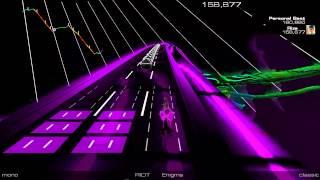 [Audiosurf 2] RIOT - Enigma (Original Mix)