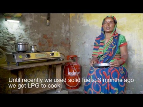 Smokeless Villages Project in India