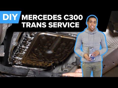 Mercedes 722.9 Basic Transmission Fluid Service (w/o Torque Converter) Rein/Pentosin)   FCP Euro