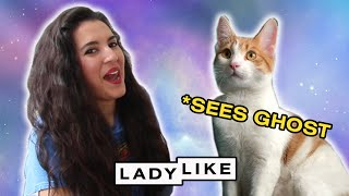 Chantel Meets A Pet Psychic • Ladylike