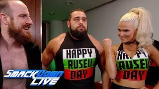 Could Rusev & Lana be Mr. & Mrs. Money in the Bank?: SmackDown LIVE, May 15, 2018