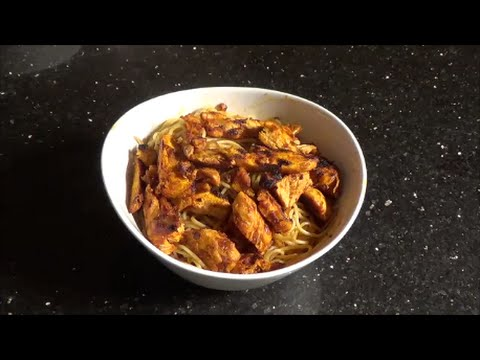 Make-Ahead Chicken & Spaghetti