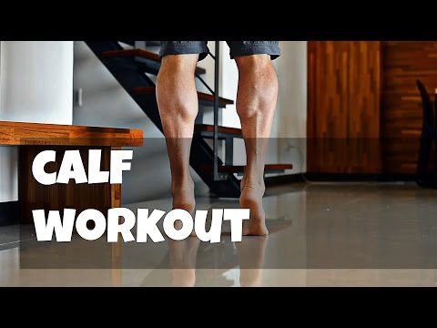 A CALF workout that truly works!