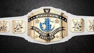 WWE Intercontinental Championship History (2004 - 2016)