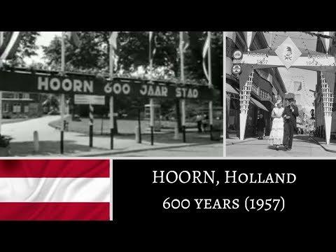 1357 - 1957 City of Hoorn - Stadsfeesten 1957