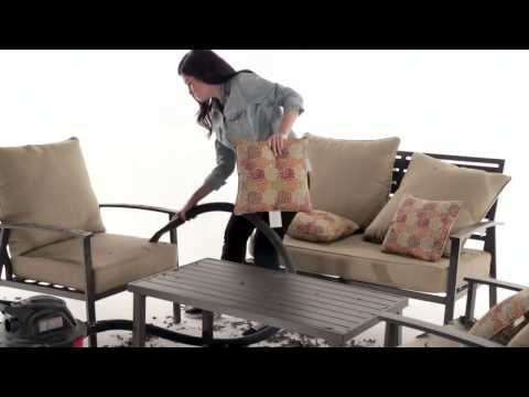 How to Clean Patio Furniture - Sears