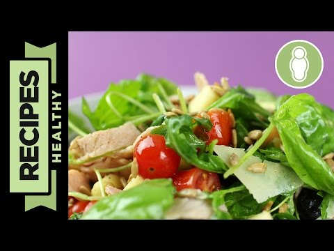 Healthy Salad Recipes For Dinner