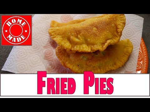 HOW TO MAKE MEAT PIES Simple Easy How to make Fried Pies