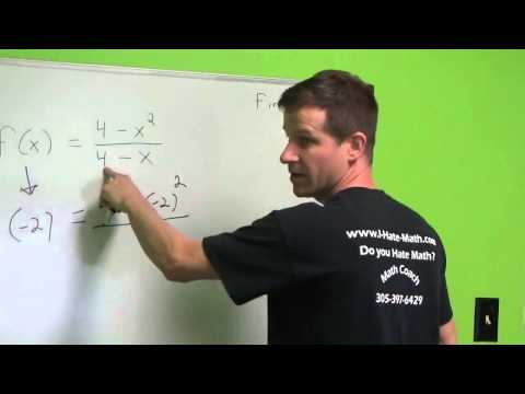 How to factor a trinomial