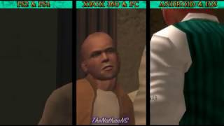 Bully Anniversary Edition : No Head And Arms Mod