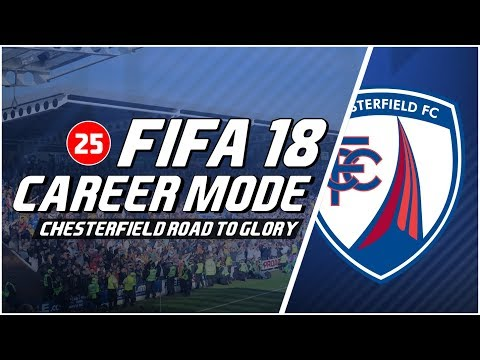 FIFA 18 Chesterfield Road To Glory: Babak 16 Besar Emirates FA Cup Lawan Brighton & Hove Albion #25