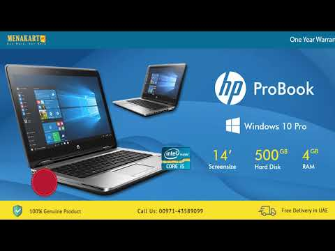 HP ProBook Online UAE | HP ProBook Laptop Specifications and Price in Duabi