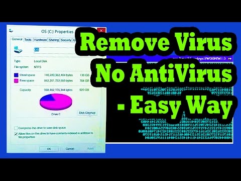 How To Check and Remove Virus From Your Computer Without Using Any Antivirus