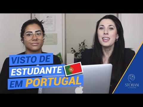 Como conseguir o visto de Estudante para Portugal - Guia Prático