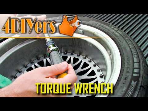 DIY: How to Properly use a Torque Wrench