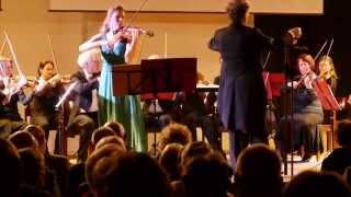 """Ensinger Classics 12. 2. 2015: Antonio Vivaldi  """"der Winter"""""""