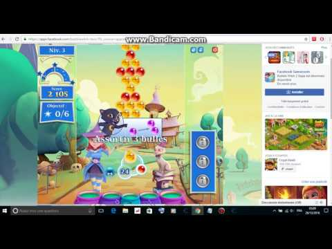 Bubble Witch Saga 2 how to get best score than your friends