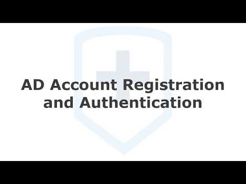 Isosec Virtual Smartcard: AD Account Registration