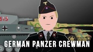 Panzer Crewman (World War II)