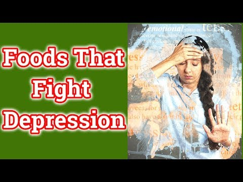 9 Foods That Fight Depression Better Than Medication |Fight Depression with easy  way