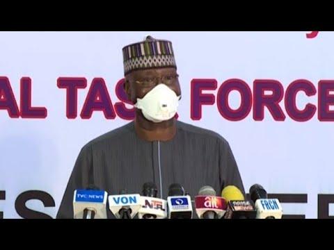 NO MORE LOCK DOWN IN NIGERIA, FG GIVES REÃSOÑ! HEAR IT ALL ...